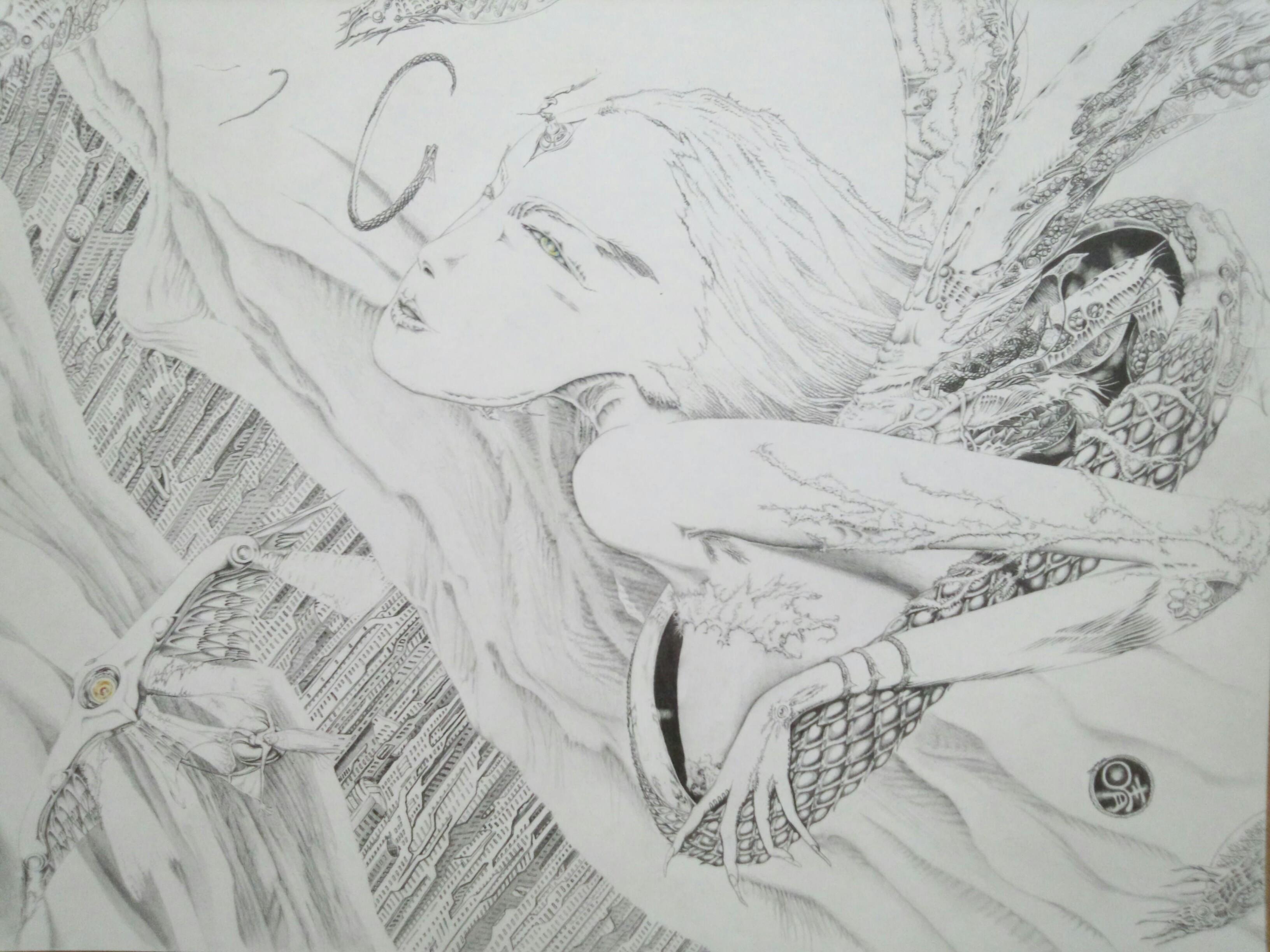 天使の蹂躙
