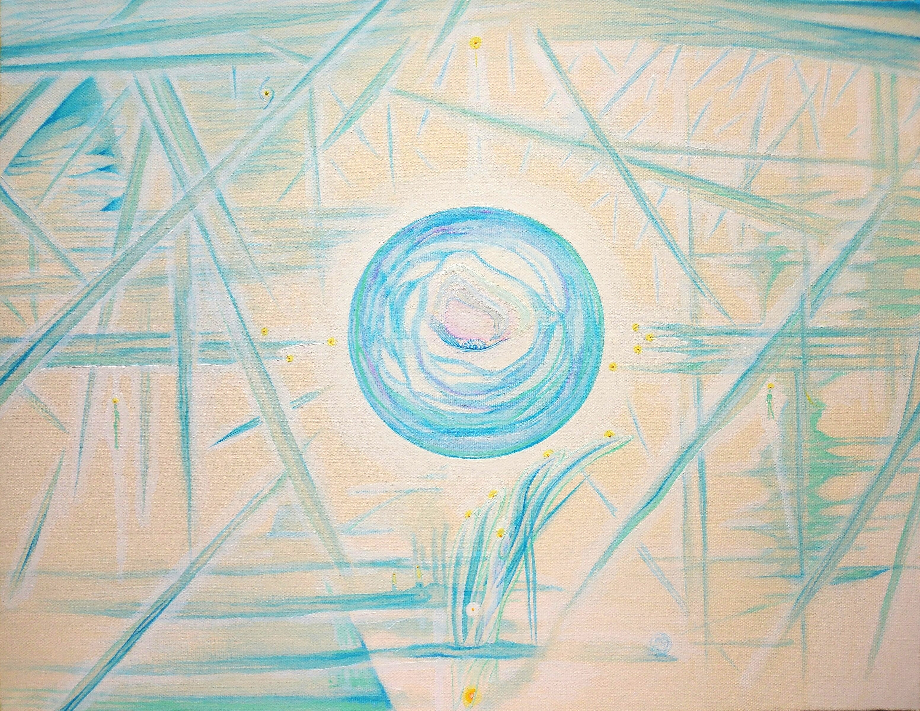 ガイア=ムー次元(光の次元)から見た地球