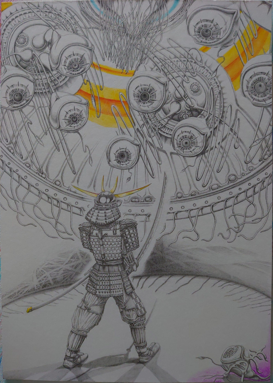 邪悪な古代種族達 #3:The Eyeballs Evil